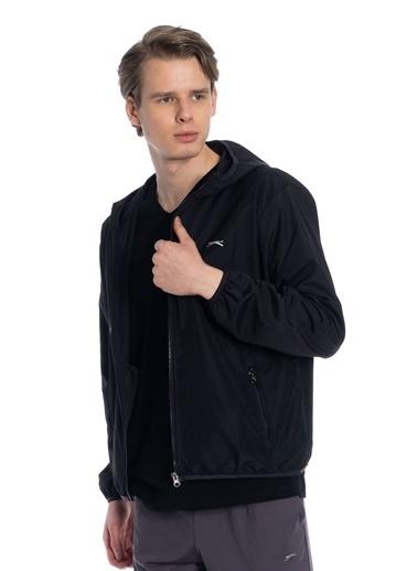 Slazenger Yağmurluk Siyah